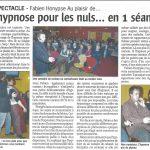 Courrier de l'Eure Février 2011